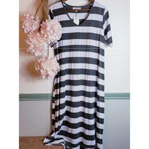 Jersey Style Dress nwt Size M